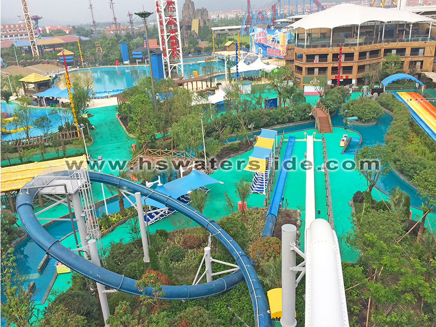 Hangzhou Wave Water Park